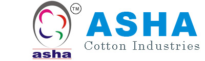 Asha Cotton Industries : manufacturers, Exporters and Suppliers of Raw Cotton Bales,